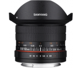 Samyang 12mm f/2.8 ED AS NCS Fish-eye (Canon)